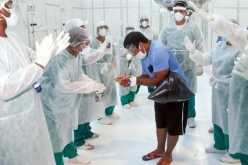 NA PARAÍBA: mais de 450 profissionais de saúde são convocados para combate à Covid-19