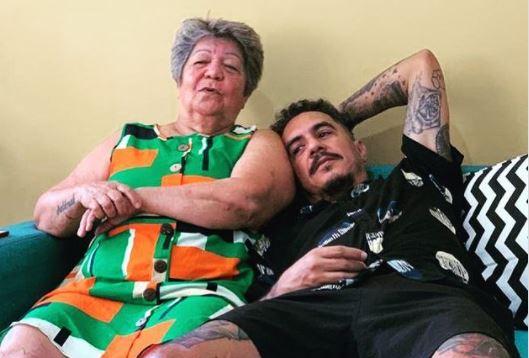 Capturar.JPGlo  - Marcelo D2 faz homenagem após morte da mãe: 'Era muito amor'