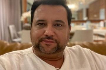 GERALDO - Geraldo Luís, apresentador da Record, testa positivo para o coronavírus