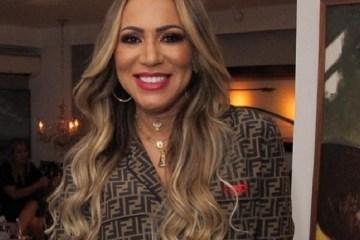 """Após sensitiva prever """"um amor chegando"""", Iran Angelo, ex de Hulk Paraíba diz está pronta para receber um homem de caráter – VEJA VÍDEO"""