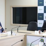 JOÃO E MINISTRO TARCISIO POLEMICA - João apresenta obras de mobilidade urbana e dragagem do Porto de Cabedelo em reunião com ministro da Infraestrutura
