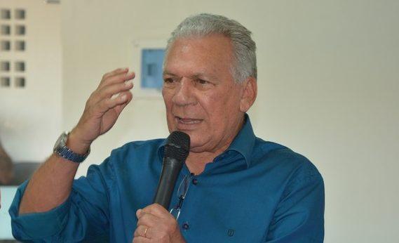 JOSE ALDEMIR - Covid-19: prefeito de Cajazeiras, Zé Aldemir, anuncia licença de 15 dias