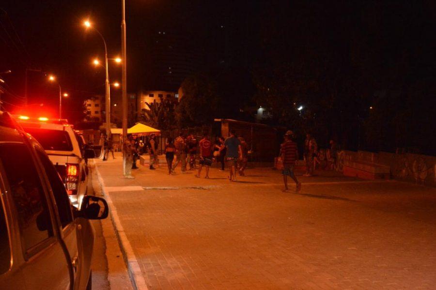 JP toque de recolher 900x599 1 - Polícia Militar prende mais de dez pessoas por descumprirem toque de recolher na Capital e no Sertão