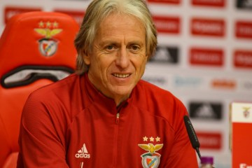 """Jesus afirma que não vai deixar o Benfica e culpa pandemia por crise: """"Não tem nada a ver comigo"""""""