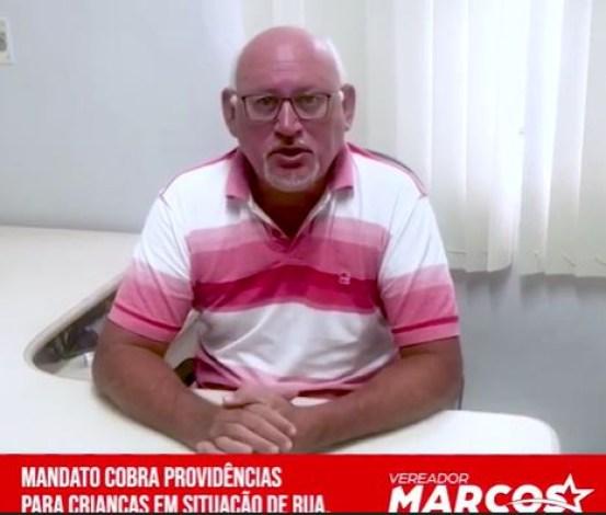 MARCOS 1 - Marcos Henriques denuncia ao MPPB e Conselho Tutelar, abuso contra crianças em situação de rua - VEJA VÍDEO