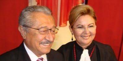 Maranhão e Fátima e1612835356955 - LUTO NA POLÍTICA: Morre por complicações da covid-19 o senador paraibano José Maranhão - Ouça esposa anunciando a morte