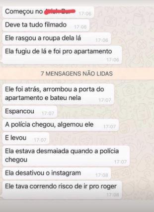 PRINT - PRESO EM FLAGRANTE! Palestrante conhecido como Master Coach é acusado de agredir namorada em bar de João Pessoa