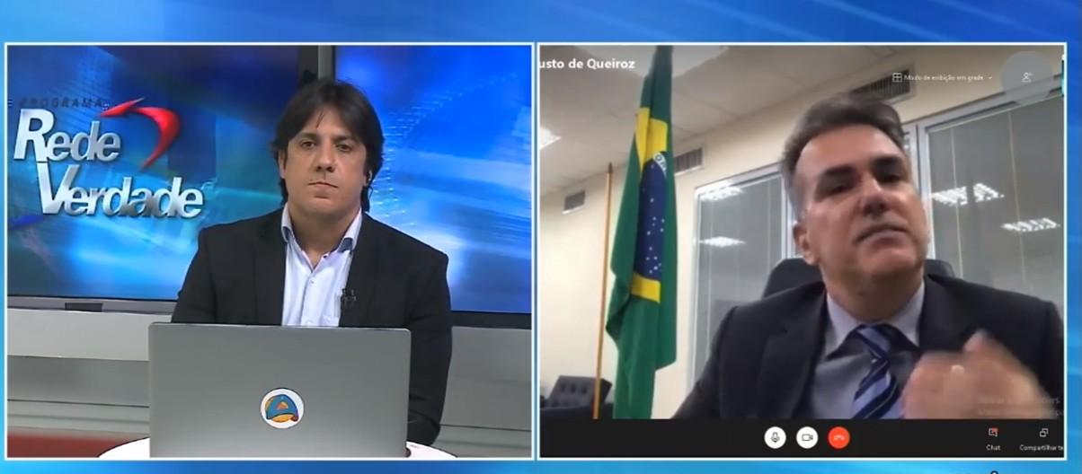SERGIO QUEIROZ E TORRES - Sérgio Queiroz critica fechamento de Igrejas na Paraíba: 'uma péssima mensagem para a sociedade'; VEJA VÍDEO