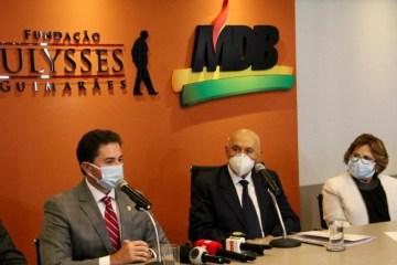 Veneziano 2 1 - Prefeitos e ex-prefeitos do MDB insistem em Veneziano no comando