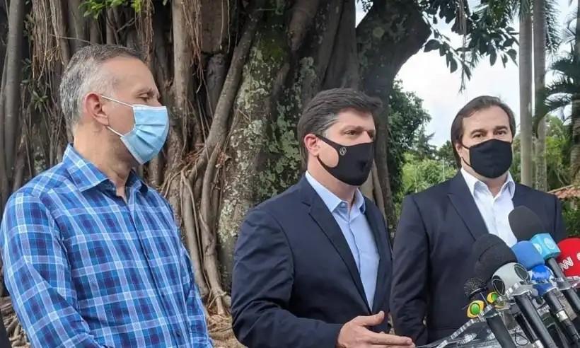 WhatsApp Image 2021 02 01 at 05.35.37 - 'O trio que atrasa o país': paraibano apoiador de Arthur Lira critica Maia, Rossi e Aguinaldo