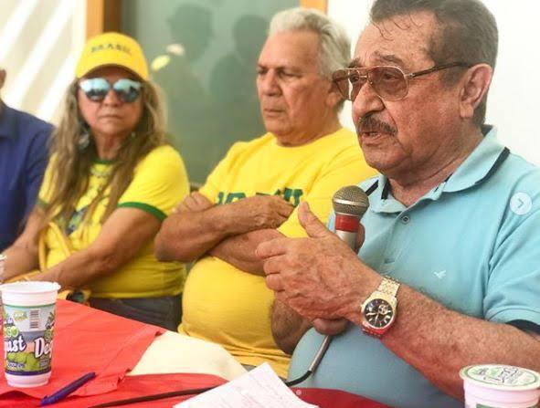WhatsApp Image 2021 02 09 at 13.02.05 1 - Doutora Paula e Zé Aldemir lamentam morte de Zé Maranhão e destacam trajetória política do senador