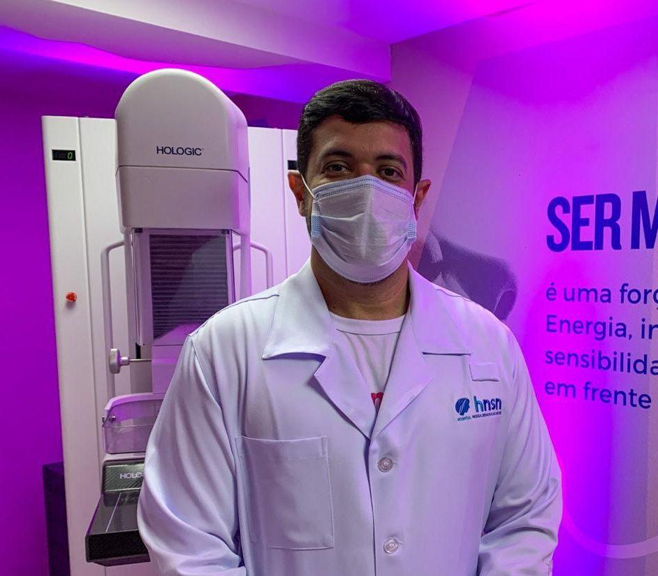 WhatsApp Image 2021 02 11 at 22.29.23 e1613093803683 - Mastologia do HNSN é destaque no estado pela eficiência e variedade de exames e tratamentos contra o câncer de mama