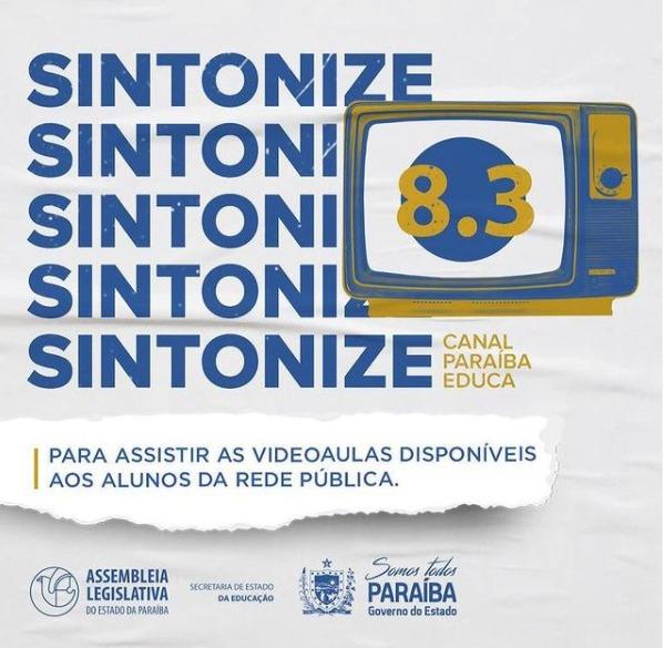 WhatsApp Image 2021 02 19 at 09.48.01 1 - Paraíba tem melhor nota do Brasil em ensino remoto e parceria com ALPB é destaque