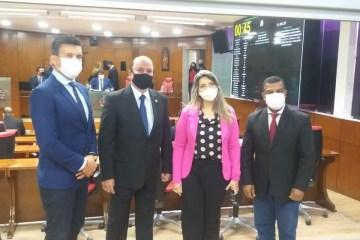 Grupo de vereadores anuncia criação da 'bancada cristã' na Câmara de João Pessoa