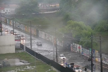 WhatsApp Image 2021 02 26 at 09.57.47 - Defesa Civil registra 50,8 mm de chuva em apenas 6 horas em João Pessoa