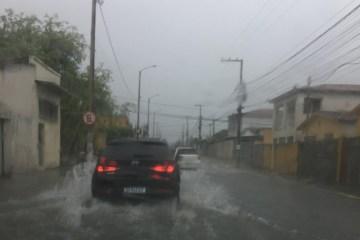 Levantamento da AESA aponta que chuvas em João Pessoa foram as maiores dos últimos 27 anos