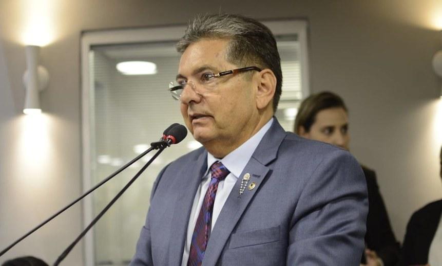 adriano galdin - COVID-19: Presidente da ALPB defende inclusão de trabalhadores da Educação em grupo prioritário de vacinação