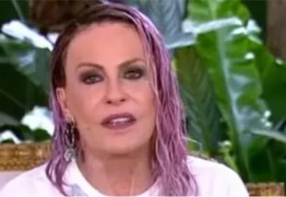 """Ana Maria Braga homenageia Tom Veiga: """"Deixa tanta saudade"""""""