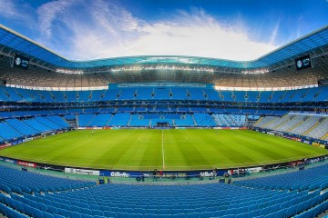 Grêmio e Palmeiras abrem decisão da Copa do Brasil neste domingo