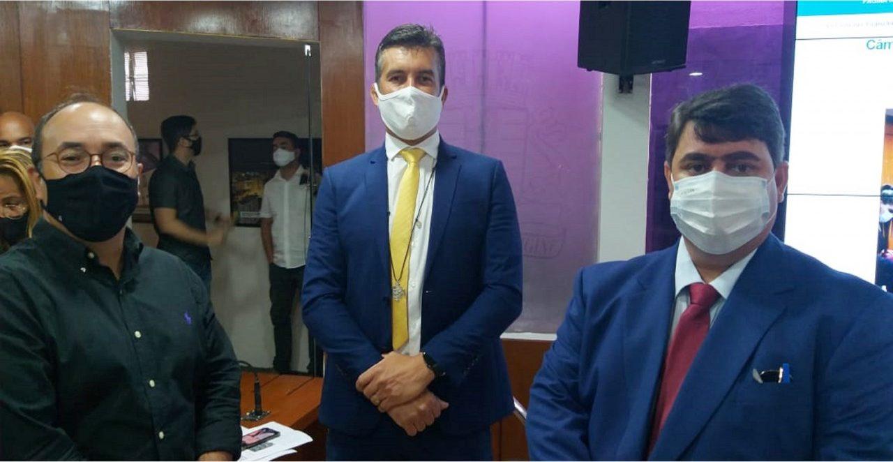 associação 1 e1614097259631 - Associação Comercial da PB pede apoio aos vereadores de João Pessoa para que setor não seja fechado