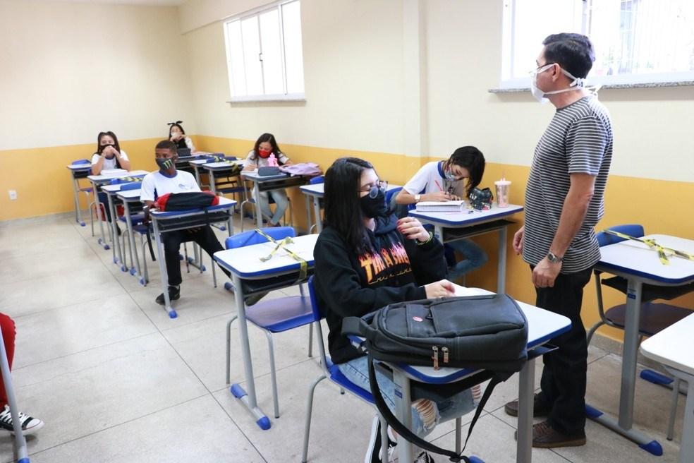 aulas pmjp - Começam nesta segunda-feira as aulas da rede municipal de João Pessoa