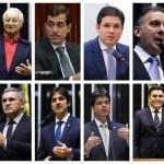 bancada paraibana 1 - PEC da Imunidade: saiba como os deputados federais da Paraíba devem votar nesta sexta (26), na medida que dificulta a prisão de deputados