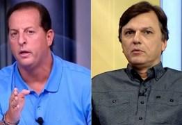 """""""Eu sairia da Fox independentemente de ter o SBT ou não"""", diz Benja em programa de Mauro Cezar"""
