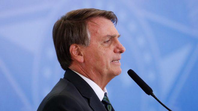 bolsonaro 660x372 1 - 'Visita relâmpago': Bolsonaro deverá desembarcar em Campina Grande na próxima sexta