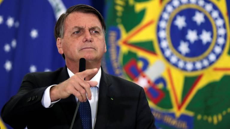 """bolsonaro reuters 1 - """"Lockdown mata"""": Bolsonaro compartilha vídeo de protesto contra lockdown; assista"""