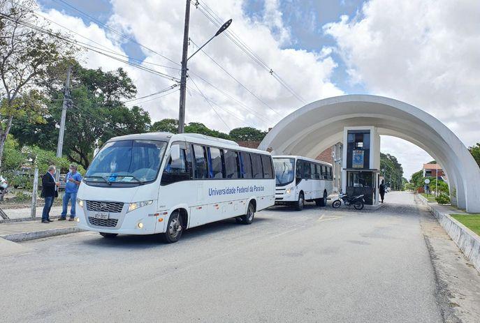 csm ONIBUS UFPB 9baee1333c - Ônibus circular serão disponibilizados pela UFPB durante retorno das aulas