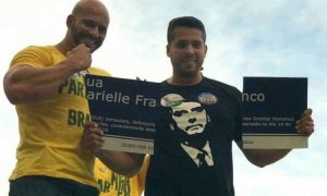 deputado quebra placa 300x180 - Prisão de deputado extremista pode abrir precedente histórico no Brasil - Por Samuel de Brito