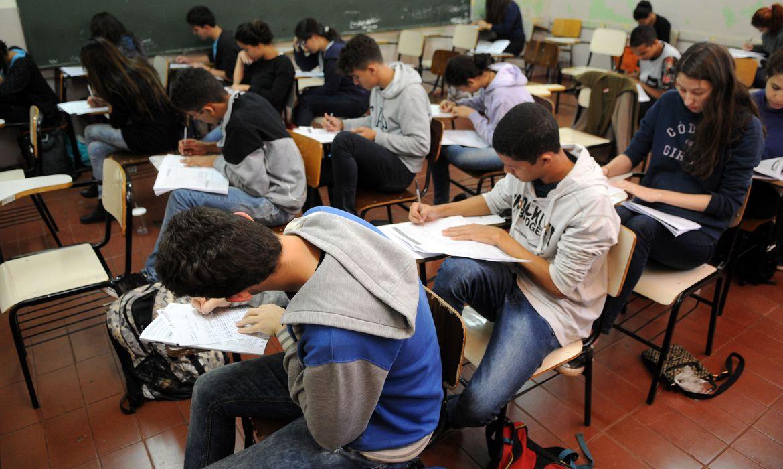 estudantes simulado do enem brasilia 0707161048 - Pré-selecionados na 2ª chamada do Prouni têm até dia 24 para matrícula