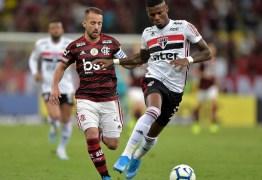 Flamengo tem missão que nem timaço de Jesus conseguiu: derrotar o São Paulo