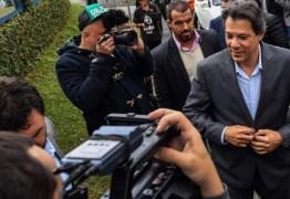 'Meu candidato em 2022 é o Lula', diz Haddad sobre eleições presidenciais