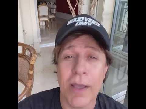 """hqdefault - """"DE QUEM É A CULPA?"""": Tom Cavalcante grava vídeo fazendo reflexão sobre a Covid-19; assista"""