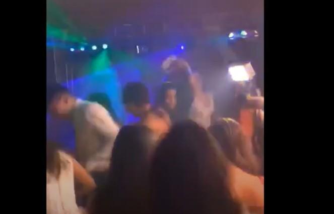 imagem 2021 02 22 215801 - Creche pública de cidade do sertão paraibano é utilizada para realizar festa particular com aglomeração e bebida alcoólica - VEJA VÍDEO