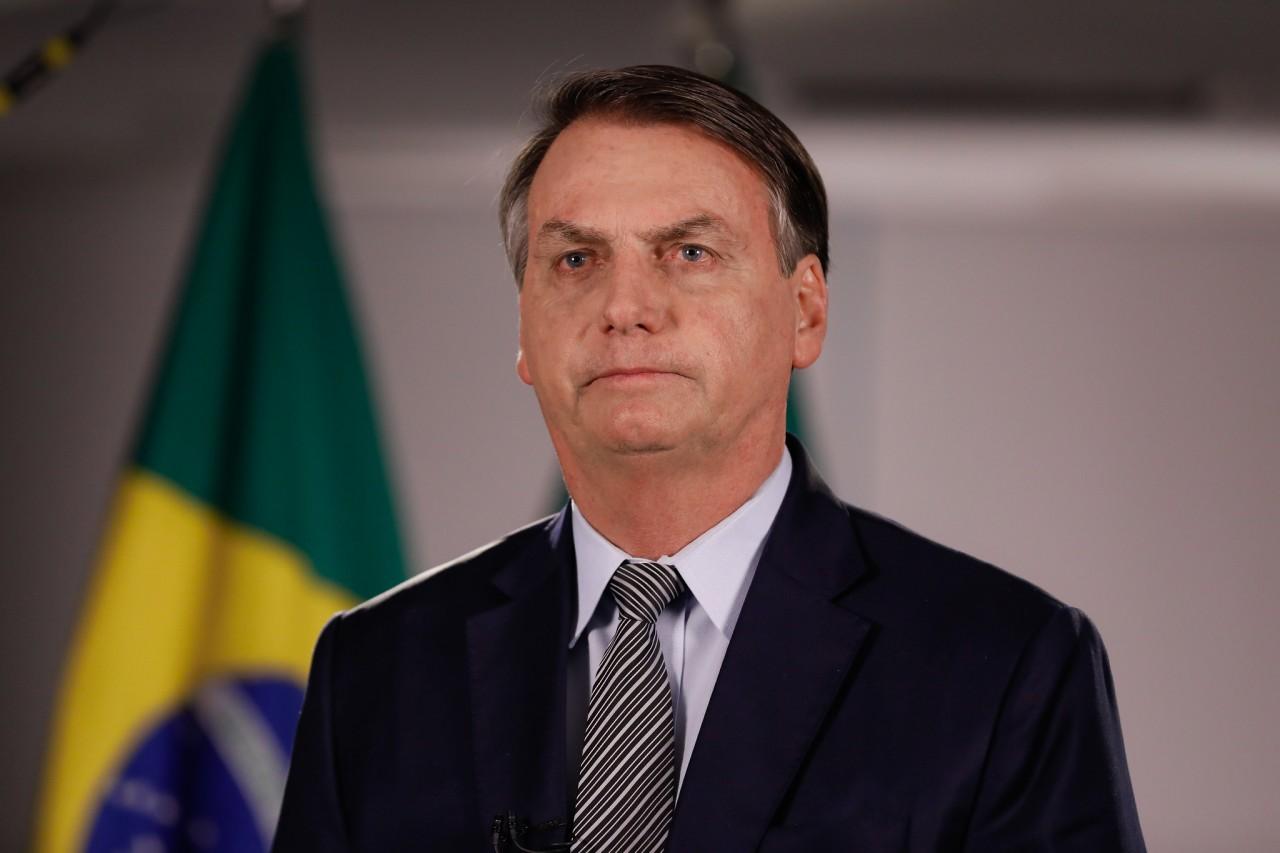 jair bolsonaro 5 - Senadores de oito partidos falam em CPI e impeachment de Bolsonaro devido à covid-19 - VEJA PRINTS