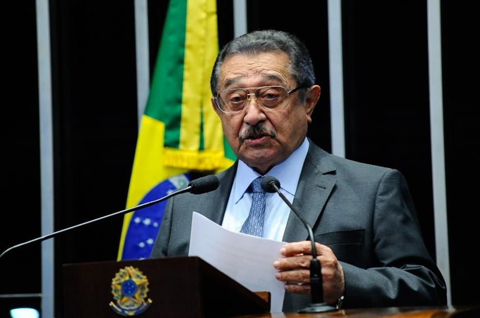 jose 1 - Presidente da CMJP, Dinho divulga nota de pesar pelo falecimento do senador José Maranhão