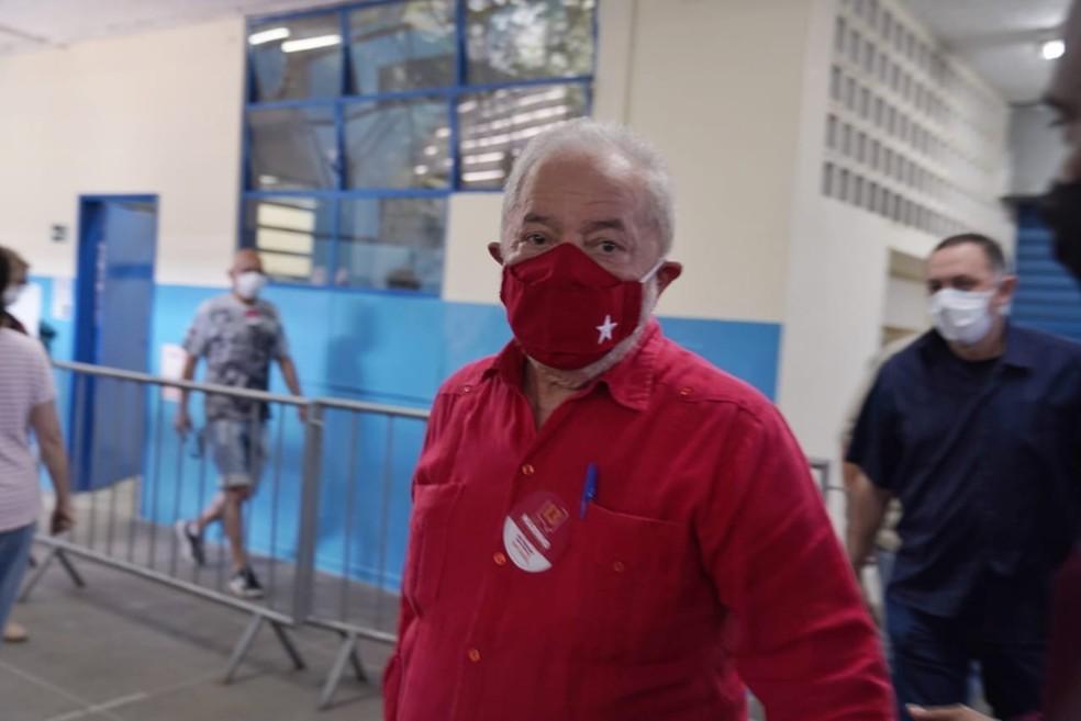 lula - Lula tem alta de hospital de SP após ser internado com bactérias no sangue