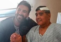 """Áudios de médico de Maradona vazam e causam polêmica: """"O idiota vai morrer cagando"""""""