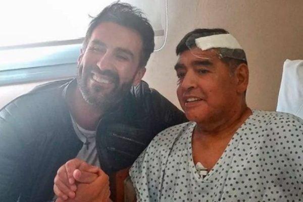 """medico maradona - Áudios de médico de Maradona vazam e causam polêmica: """"O idiota vai morrer cagando"""""""