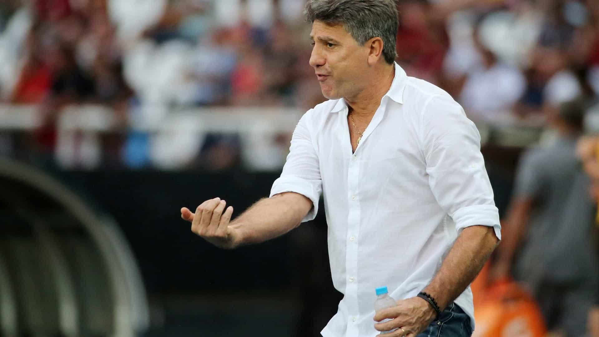 naom 5c01d117efb5d - Grêmio tenta evitar diante do Santos o sétimo jogo sem vitória no Brasileiro
