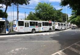 Em meio à 10 reivindicações, motoristas de ônibus em JP deflagram greve nesta terça-feira