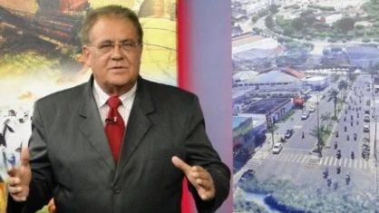paulo becker credito da foto reproducao web 418x235 1 - Jornalista Paulo Becker, apresentador do balanço geral, morre vítima do novo coronavírus