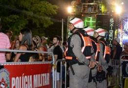 OPERAÇÃO PREVINA-SE: 1.500 policiais e 422 viaturas farão segurança no período do Carnaval na Paraíba