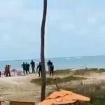 sedurb - FISCALIZAÇÃO! Sedurb auxilia na fiscalização de aglomerações e orienta banhistas nas praias da capital