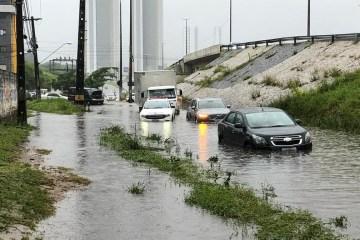 whatsapp image 2019 06 13 at 09.57.47 - FORTES CHUVAS: aviso de perigo por acúmulo de água em João Pessoa segue até esta segunda (29)