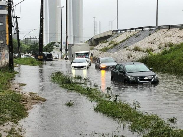whatsapp image 2019 06 13 at 09.57.47 - FORTES CHUVAS: aviso de perigo por acúmulo de água em João Pessoa segue até esta segunda (01)