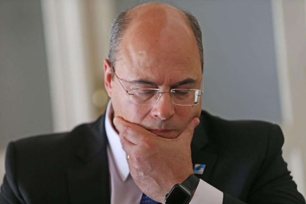 wil - STJ aceita denúncia e Wilson Witzel vira réu por corrupção e lavagem de dinheiro