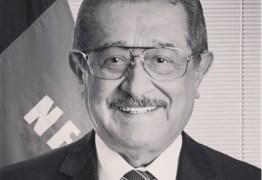 Deputado Júnior Araújo lamenta morte do senador José Maranhão